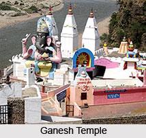Ganesh Temple, Srinagar, Jammu & Kashmir