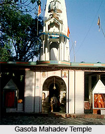 Gasota Mahadev Temple, Hamirpur, Himachal Pradesh