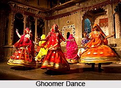 Ghoomer Dance, Folk Dance of Rajasthan