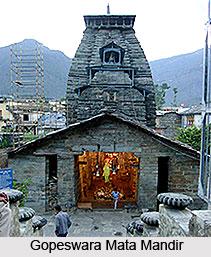 Gopeswara Mata Mandir, Uttarakhand