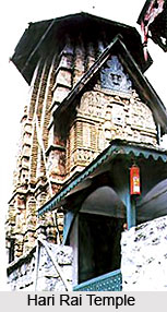 Hari Rai Temple, Chamba, Himachal Pradesh