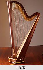Harp, String Instrument