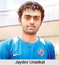 Jaydev Unadkat, Indian Cricket Player