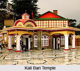 Kali Bari Temple, Shimla, Himachal Pradesh