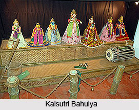 Kalsutri Bahulya, Indian Folk Theatre Form