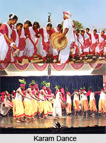 Karam Dance, Folk Dance of West Bengal
