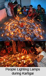 Kartigai, Festival of Lamps, Tamil Nadu