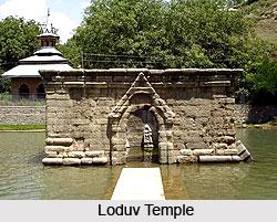 Loduv Temple, Loduv, Srinagar, Jammu & Kashmir
