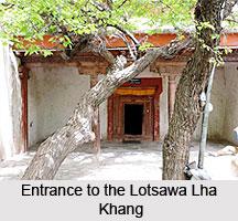 Lotsawa Lha Khang, Alchi, Leh, Jammu & Kashmir