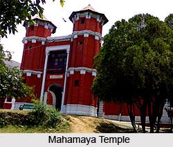 Mahamaya Temple, Sundernagar, Mandi, Himachal Pradesh