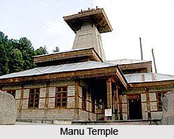 Manu Temple, Manali, Kullu, Himachal Pradesh