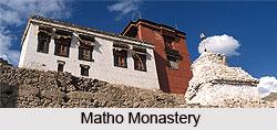 Matho Monastery, Leh, Jammu and Kashmir