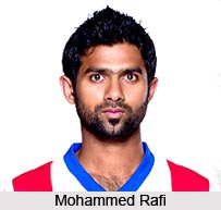 Mohammed Rafi, Indian Football Player