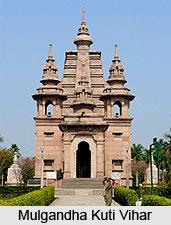 Mulgandha Kuti Vihar , Sarnath