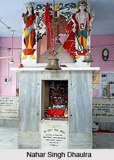 Nahar Singh Dhaulra, Dholra, Bilaspur, Himachal Pradesh