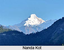 Nanda Kot, Pithoragarh District, Uttarakhand