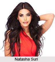 Natasha Suri, Indian Model