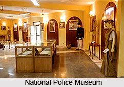 National Police Museum,  New Delhi