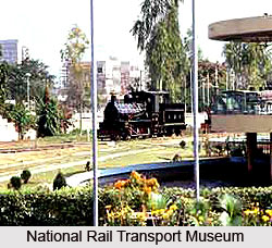 National Rail Transport Museum,  New Delhi