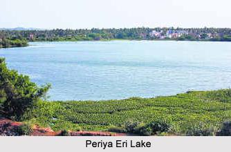 Periya Eri Lake, Tamil Nadu