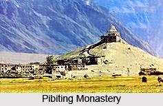 Pibiting Monastery, Padum, Kargil, Jammu and Kashmir