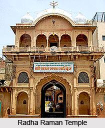 Radha Raman Temple, Uttar Pradesh