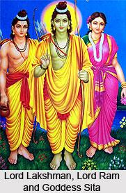 Raghunatheshwar Tedha temple, Jwalamukhi, Kangra, Himachal Pradesh