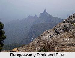 Rangaswamy Peak and Pillar, Kotagiri, Tamil Nadu