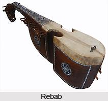 Rebab, String Instrument