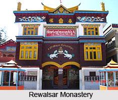 Rewalsar Monastery, Mandi, Himachal Pradesh