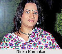 Rinku Karmakar, Indian TV Actress