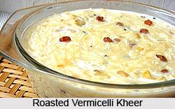 Roasted Vermicelli Kheer, Indian Dessert