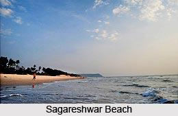 Sagareshwar Beach, Maharashtra