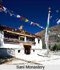 Sani Monastery, Padum, Leh, Jammu & Kashmir