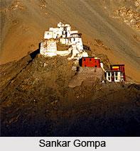 Sankar Gompa, Leh, Jammu & Kashmir