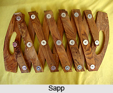 Sapp, Percussion Instrument, Punjab