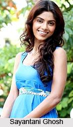 Sayantani Ghosh, Indian TV Actress