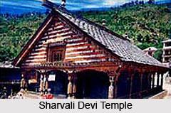Sharvali Devi Temple, Manali, Kullu, Himachal Pradesh