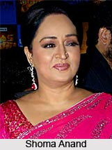 Shoma Anand, Indian TV Actress