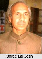 Shree Lal Joshi, Indian Painter