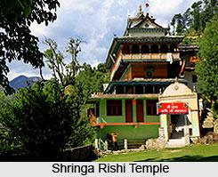 Shringa Rishi Temple, Banjar, Kullu, Himachal Pradesh