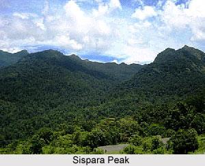 Sispara Peak, Kerala