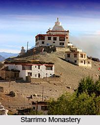 Starrimo Monastery, Padum, Kargil, Jammu and Kashmir