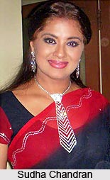 Sudha Chandran, Indian TV Actress