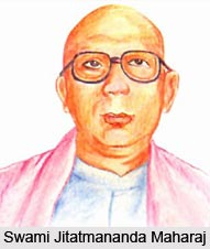 Swami Jitatmananda Maharaj, Indian Saint