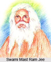 Swami Mast Ram Jee, Indian Saint