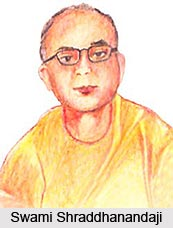 Swami Shraddhanandaji, Indian Saint