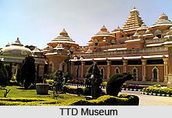 TTD Museum, Tirupati,  Andhra Pradesh