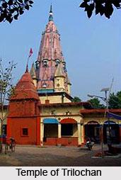Temple of Trilochan, Varanasi