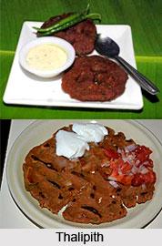 Thalipith, Indian Snack, Maharashtra